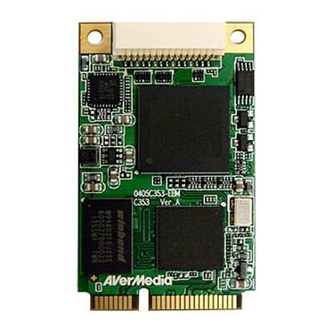 AVerMedia DarkCrystal HD Capture Mini-PCIe Carte d'acquisition Haute Définition PCI Express avec SDK