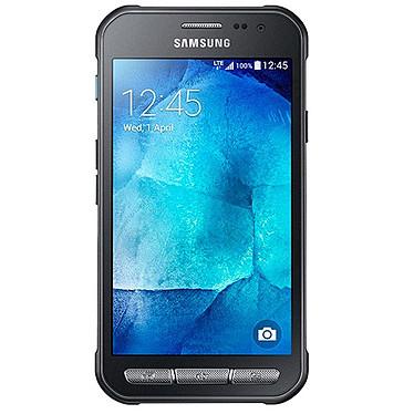 "Samsung Galaxy Xcover 3 SM-G388F Gris Smartphone 4G-LTE IP67 - ARM Cortex-A53 Quad-Core 1.2 Ghz - RAM 1.5 Go - Ecran tactile 4.5"" 480 x 800 - 8 Go - Bluetooth 4.0 - 2200 mAh - Android 4.4"