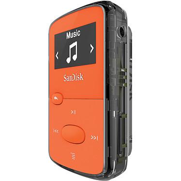 Avis SanDisk Clip Jam Orange 8 Go