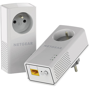 Prise de courant intégrée Netgear