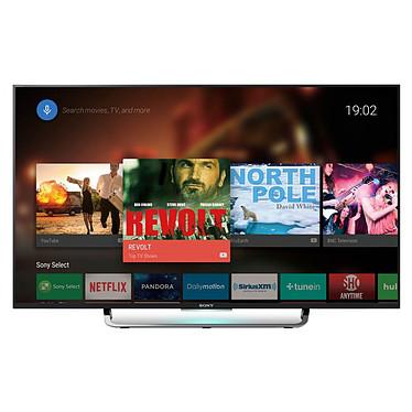 "Sony KD-49X8305C Téléviseur LED 4K 49"" (124 cm) 16/9 - 3840 x 2160 pixels - TNT, Câble et Satellite HD - Ultra HD - Wi-Fi - DLNA - 100 Hz"