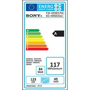 Sony KD-49X8305C pas cher