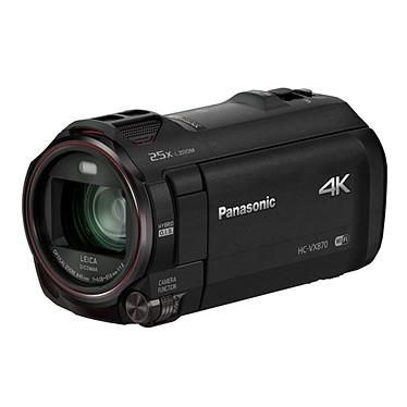 Avis Panasonic HC-VX870EF-K