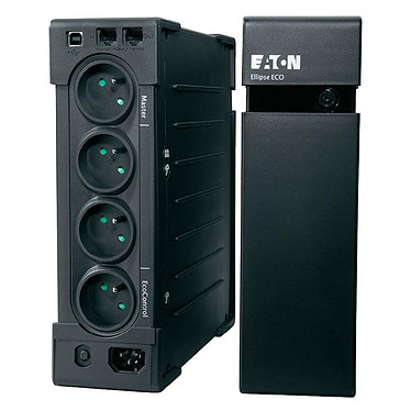 Eaton Ellipse ECO 650 USB Eaton Ellipse ECO 650 USB - 650 VA / 400 W