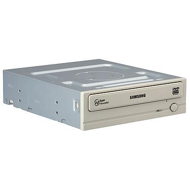Samsung SH-224FB/BEWE DVD(+/-)RW/RAM 24/24/8/5x DL(+/-) 8/8x CD-R 48x SATA - Ivoire (bulk)