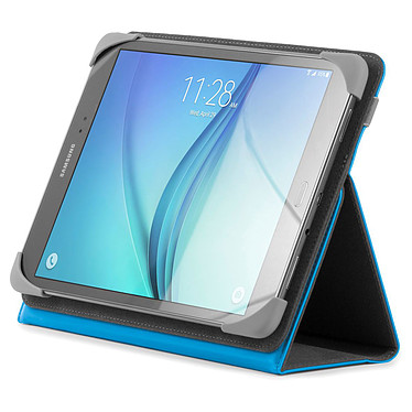 "Targus SafeFit Bleu Étui / support pour tablette Samsung Galaxy Tab A 9.7"", Tab 4 et Tab 3 10.1"""