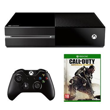 Microsoft Xbox One + COD : Advanced Warfare