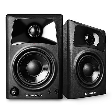 M-Audio AV 32 Enceintes de monitoring actives 2.0