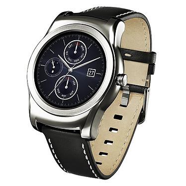 LG G Watch Urbane Argent