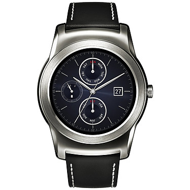 Avis LG G Watch Urbane Argent