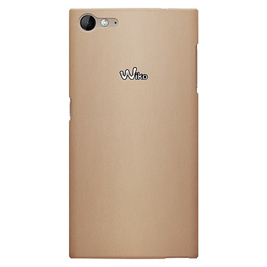Wiko Slim Case Leather Effect Or Wiko Highway Star