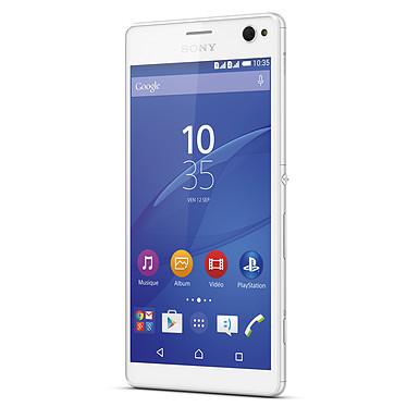 Avis Sony Xperia C4 Dual SIM Blanc