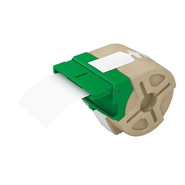 Leitz Icon 57 mm x 22 m Cartouche de ruban papier non adhésif continu 57 mm x 22 m compatible avec l'imprimante Leitz Icon Label