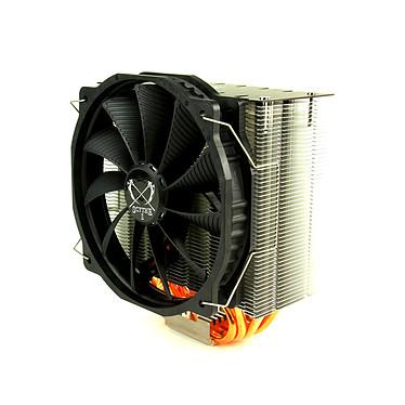 Scythe Ashura Ventilateur processeur 140 mm pour Intel et AMD