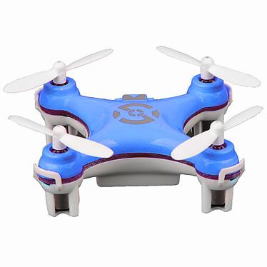 Cheerson Nano Drone Bleu Mini drone volant quadricoptère