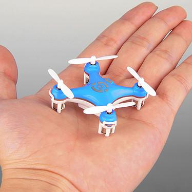 Cheerson Nano Drone Bleu pas cher