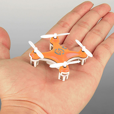 Cheerson Nano Drone Orange pas cher