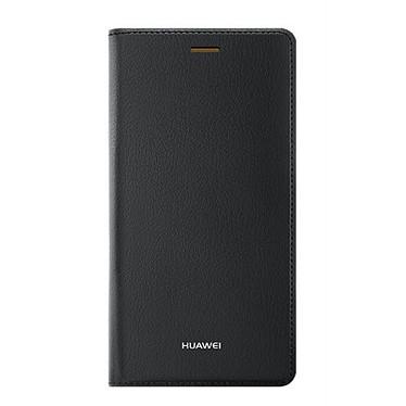 Huawei Flip Case Noir P8 Lite Etui folio pour Huawei P8 Lite