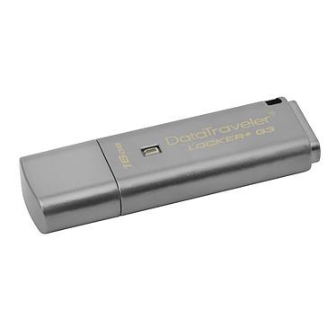 Opiniones sobre Kingston DataTraveler Locker+ G3 - 16 Gb