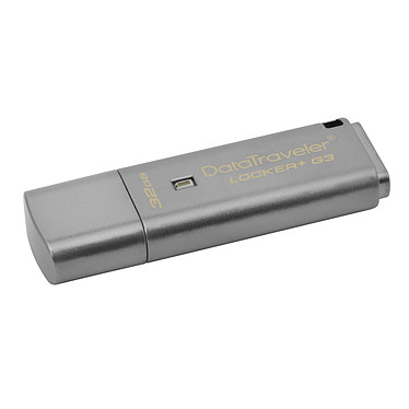 Opiniones sobre Kingston DataTraveler Locker+ G3 - 32 Gb