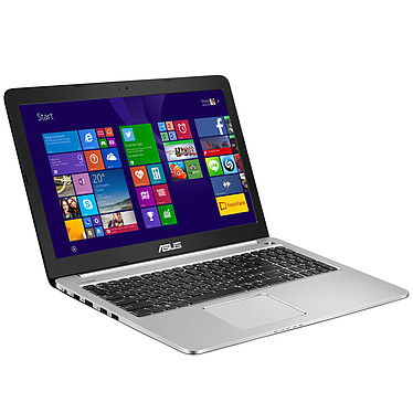 "ASUS R516LB-DM094H Intel Core i5-5200U - DDR3L 6 Go - SSD 128 Go + HDD 500 Go - 15.6"" LED Full HD - NVIDIA GeForce 940M - Wi-Fi N/Bluetooth - Webcam - Windows 8.1 64 bits (Garantie constructeur 1 an)"