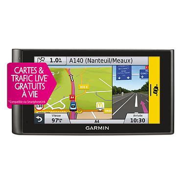 """Garmin nüviCam LMT HD GPS 45 pays d'Europe avec écran 6"""" et Dashcam Full HD"""