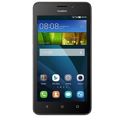 "Huawei Ascend Y635 Blanc Smartphone 4G-LTE - Snapdragon 410 Quad-Core 1.2 GHz - RAM 1 Go - Ecran tactile 5"" 480 x 854 - 4 Go - Bluetooth 4.0 - 2000 mAh - Android 4.4"