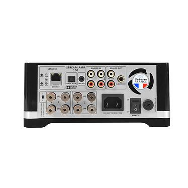 Avis Cabasse Stream AMP 100 + Cabasse Antigua MT32 Noyer