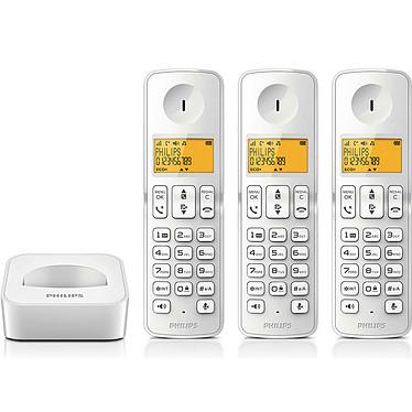 Avis Philips D2103W/FR Blanc