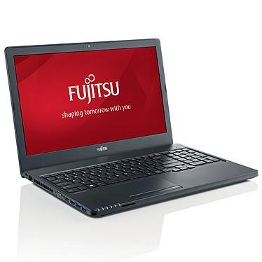 "Fujitsu LIFEBOOK A555 (VFY:A5550M45AOFR) Intel Core i5-5200U 4 Go 1 To 15.6"" LED HD Graveur DVD Wi-Fi N/Bluetooth Webcam Windows 7 Professionnel 64 bits + Windows 8.1 Pro 64 bits"