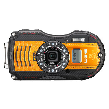 Ricoh WG-5 GPS Orange