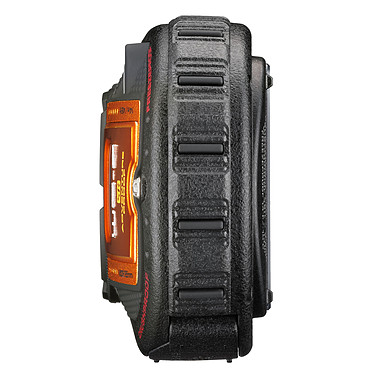 Avis Ricoh WG-5 GPS Orange