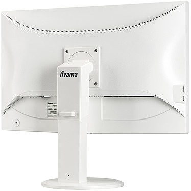 "iiyama 27"" LED - ProLite B2780HSU Blanc pas cher"