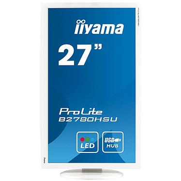 """Avis iiyama 27"""" LED - ProLite B2780HSU Blanc"""