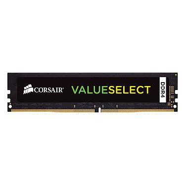 Corsair ValueSelect 8 Go DDR4 2133 MHz CL15 RAM DDR4 PC4-17000 - CMV8GX4M1A2133C15