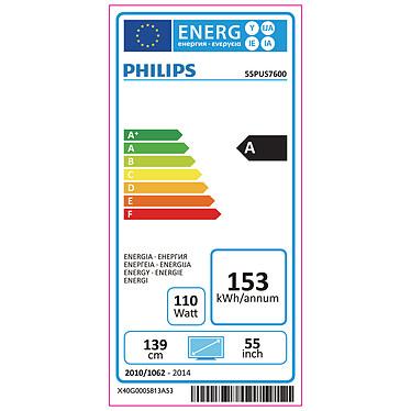 Philips 55PUS7600 pas cher