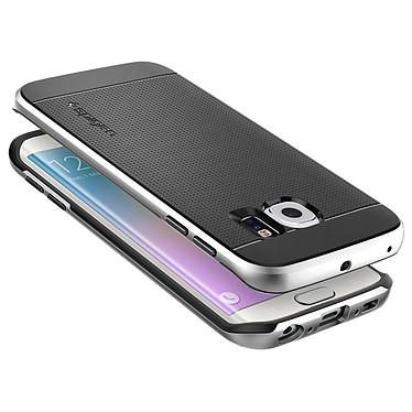 Opiniones sobre Spigen Case Neo Hybrid Satin Silver Samsung Galaxy S6 Edge