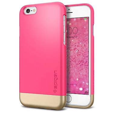 Spigen Case Style Armor Rose Apple iPhone 6/6s Coque de protection pour Apple iPhone 6/6s