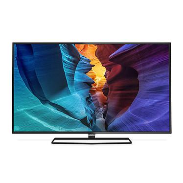"""Philips 55PUH6400 Téléviseur LED 4K 55"""" (140 cm) 16/9 - 3840 x 2160 pixels - TNT et Câble HD - Wi-Fi - Android - 700 Hz"""