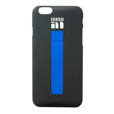 IN1 Coque multifonctions Noir/Bleu Apple iPhone 6 Coque de protection avec câble de charge intégré pour Apple iPhone 6