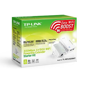 Avis TP-LINK TL-WPA4220KIT