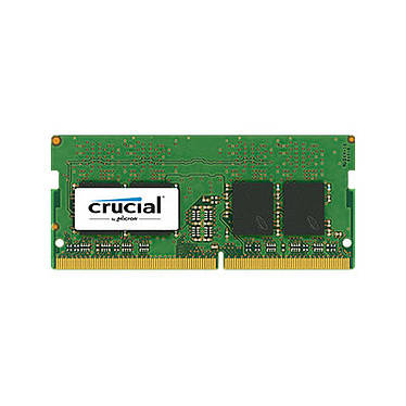 Crucial SO-DIMM DDR4 8 Go 2400 MHz CL17 SR X8