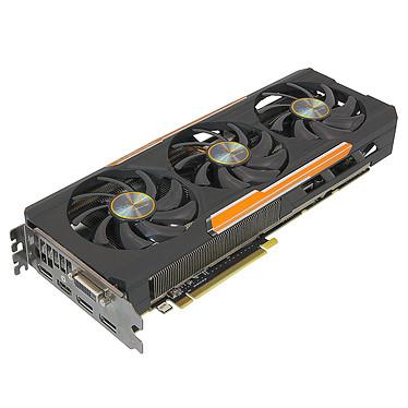Sapphire Radeon R9 390X Tri-X 8G GDDR5 OC (UEFI) 8 Go DVI/HDMI/Tri DisplayPort - PCI Express (AMD Radeon R9 390X)