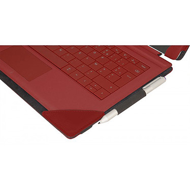 Acheter Urban Factory Elegant Folio Rouge pour Surface Pro 3
