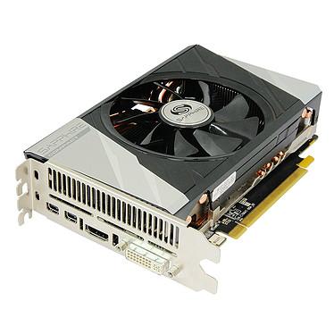 Sapphire ITX Compact R9 380 2G GDDR5 OC (UEFI) 2 Go DVI/HDMI/Dual Mini-DisplayPort - PCI Express (AMD Radeon R9 380)