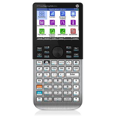 HP Prime Calculatrice graphique à écran tactile multitouch