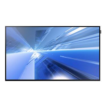 """Samsung 48"""" LED DM48E 1920 x 1080 pixels 16:9 - 5000:1 - 8 ms - HDMI - Wi-Fi - Haut parleurs intégrés - Noir"""