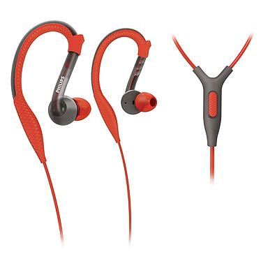 Philips ActionFit SHQ3205  Casque tour d'oreille sport intra-auriculaire avec micro intégré