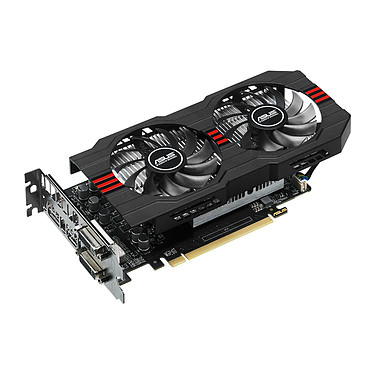 Avis ASUS Radeon R7 360 R7360-OC-2GD5