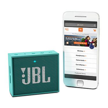 JBL GO Turquesa a bajo precio